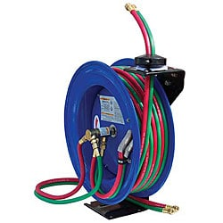 Cyclone Pneumatic 50-feet Pro-welding Hose Reel