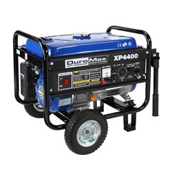 DuroMax 4400-watt 7HP Portable Gas Powered Generator