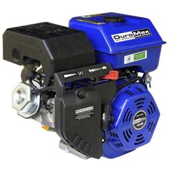 DuroMax Portable 16Hp. Recoil Start Gas Engine
