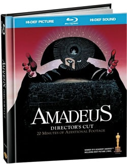 Amadeus DigiBook (Blu-ray Disc) 4634341