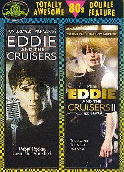 Eddie And The Cruisers/Eddie And The Cruisers 2: Eddie Lives(DVD) 4635740