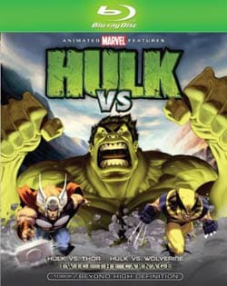 Hulk Vs. (Blu-ray Disc) 4636592