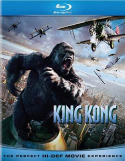 King Kong (Blu-ray Disc) 4636942