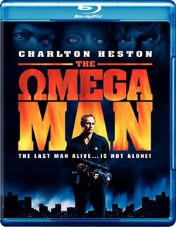 The Omega Man (Blu-ray Disc) 4637886