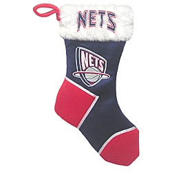 New Jersey Nets Christmas Stocking