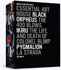 Essential Art House: Vol. 2 Box Set (DVD) 4749919