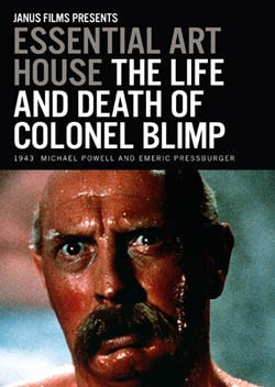 The Life and Death of Colonel Blimp - Essential Art House Edition (DVD) 4749946