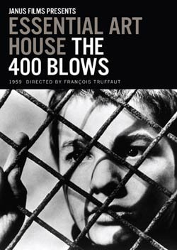 The 400 Blows - Essential Art House Edition (DVD) 4750002