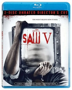 Saw V (Blu-ray Disc) 4759462
