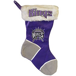 Sacramento Kings Christmas Stocking