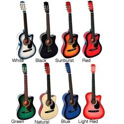 Acoustic Cutaway Guitar