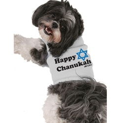 Happy Chanukah Dog Clothes