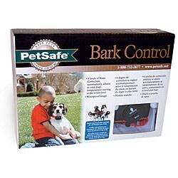 Bark Control Training System