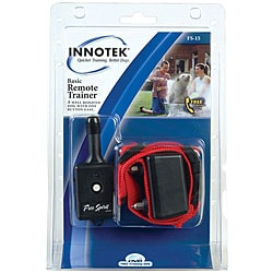 Basic Remote Dog's Collar Trainer