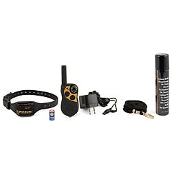 Remote Spray Training Collar