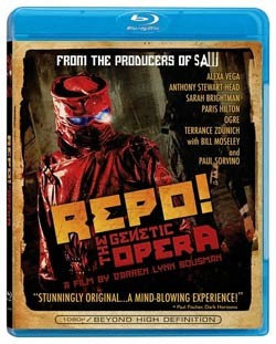 Repo! The Genetic Opera (Blu-ray Disc) 4831369