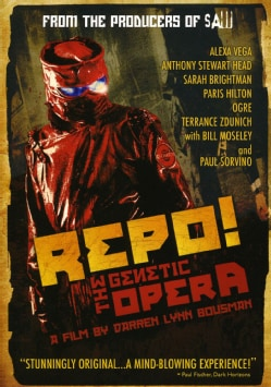 Repo! The Genetic Opera (DVD) 4831370