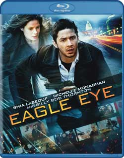 Eagle Eye (Blu-ray Disc) 4838567