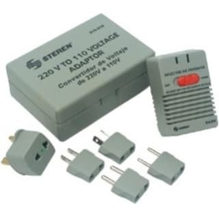 Steren International Voltage Converter Kit