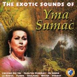 Yma Sumac - The Exotic Sounds of Yma Sumac 4865580