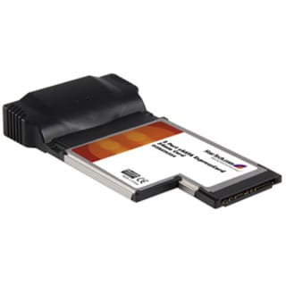 StarTech.com 2 Port ExpressCard 54mm eSATA II Controller Adapter Card
