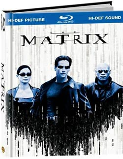 The Matrix: 10th Anniversary DigiBook (Blu-ray Disc) 4924278