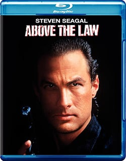 Above the Law (Blu-ray Disc) 4931857