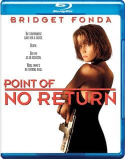 Point of No Return (Blu-ray Disc) 4931925