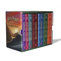 Harry Potter the Complete Series (Paperback) 4936598