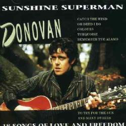 Donovan - Sunshine Superman 5055141