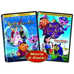 Happily N'Ever After/Happily N'Ever After 2 (DVD) 5071363