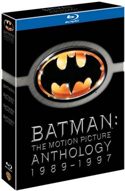 Batman: The Motion Picture Anthology (Blu-ray Disc) 5073567
