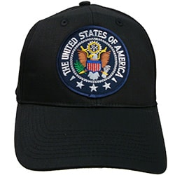 Presidential Patch Baseball Cap