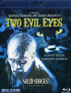 Two Evil Eyes (Blu-ray Disc) 5081231