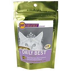 Daily Best Soft Chew Vitamins for Cats