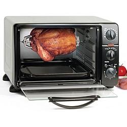 Multifunction Rotisserie Toaster Oven Broiler 5103238