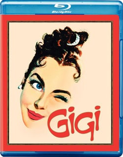 Gigi (Blu-ray Disc) 5105159