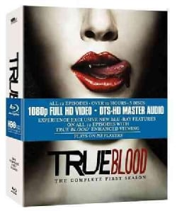 True Blood: The Complete First Season (Blu-ray Disc) 5146420