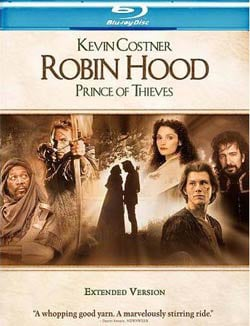 Robin Hood: Prince of Thieves Extended Cut (Blu-ray Disc) 5149559