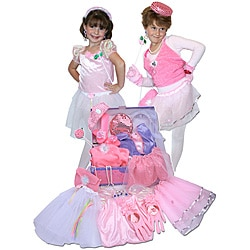 Princess Glamour Dress-up Trunk Play Set