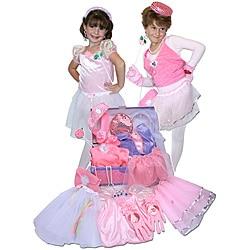 Princess Glamour Dress-up Trunk Play Set