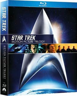 Star Trek: Motion Picture Trilogy (Blu-ray Disc) 5164503