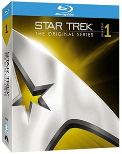 Star Trek: The Original Series - Season One (Blu-ray Disc) 5164507