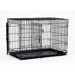 Precision Pet Black Great Crate 5000