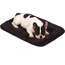 "SnooZZy Sleeper 4000 Black Pet Bed (35"" x 23"")"