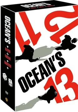 Ocean's Eleven (2001), Twelve & Thirteen Giftset (DVD) 5184813