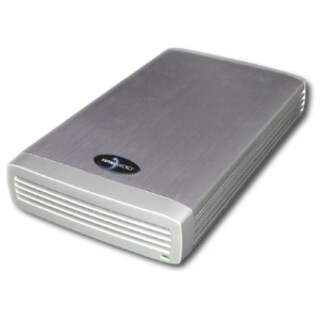 "Total Micro 320 GB 2.5"" External Hard Drive"