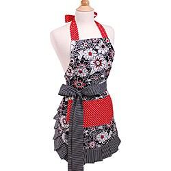 Scarlet Blossom Women's Original Flirty Apron 5192616