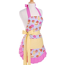 Frosted Cupcake Women's Original Flirty Apron 5192626