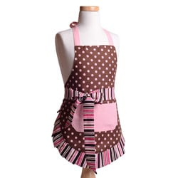 Pink Chocolate Girl's Original Flirty Apron 5192632